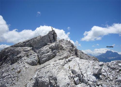 Fanes Sud - Le mie cime - di Athos Viali