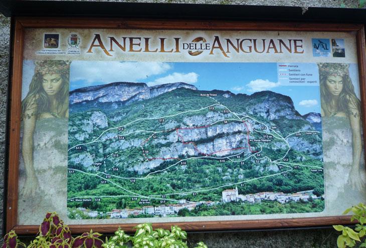 Mappa Anelli Anguane