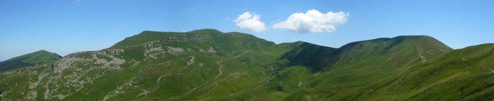 Panorama da Duca Abruzzi