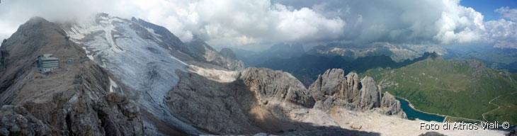 Foto panoramica