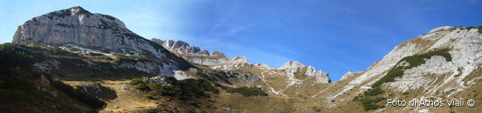 Vallone superiore di Campobrun