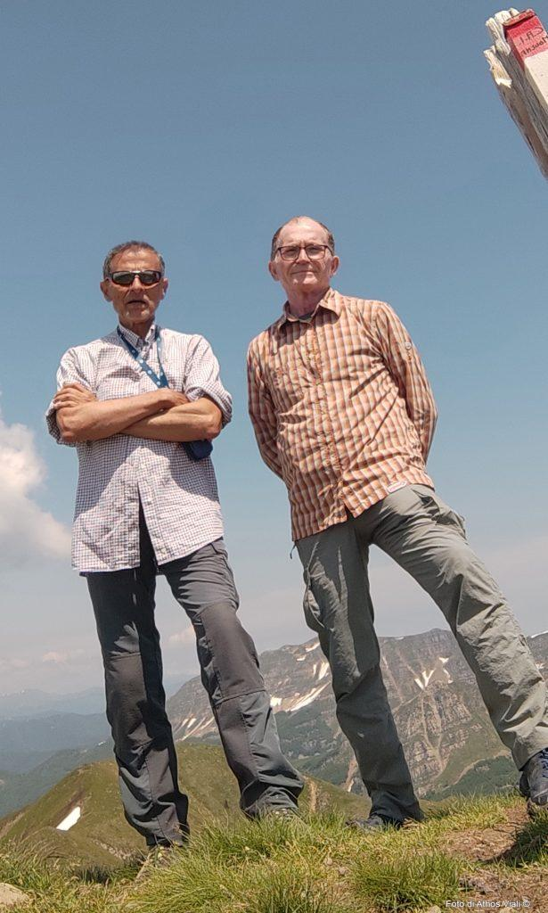 Sull'Alpe Tre Potenze